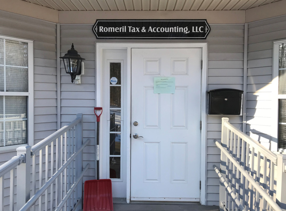 Romeril Tax & Accounting LLC Entrance photo